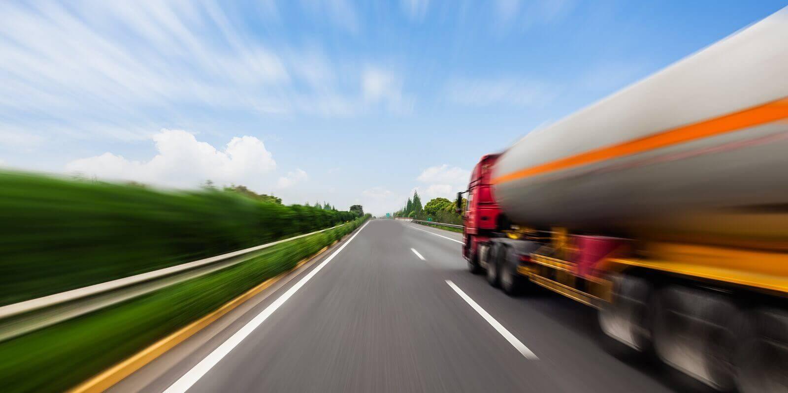 Verzegelingen voor trankvrachtwagens