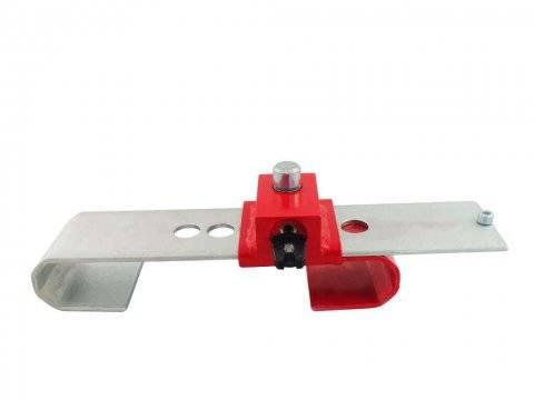 DoubleLock Container Lock RED SCM-1