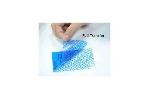 Full-transfer-label