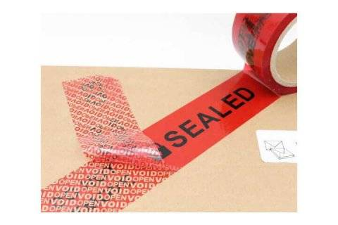 Full Transfer Security Tape HT F Hoefon Security Seals