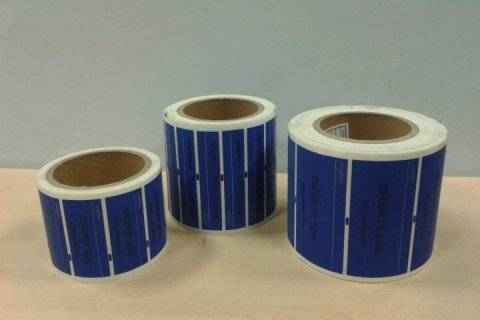 No transfer security labels Hoefon Security Seals