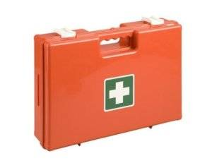 Verzegeling voor EHBO-koffer