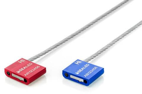 Aluminium kabelzegel CA-5.0A