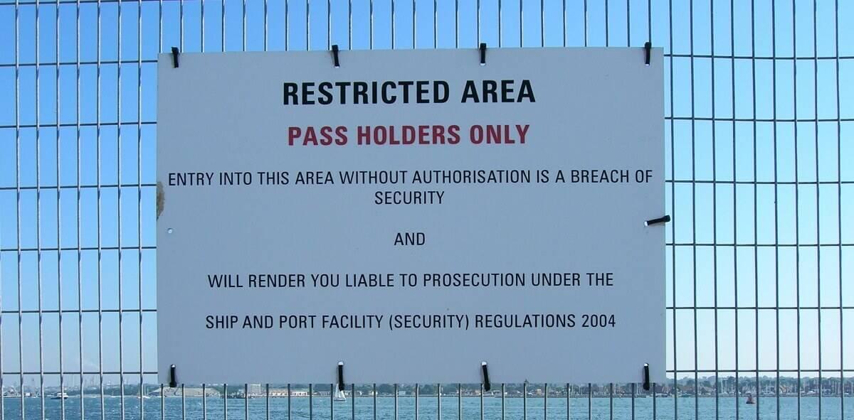 Beveiligd gebied