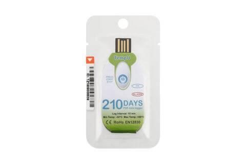 Temperatuur logger USB tempuS3